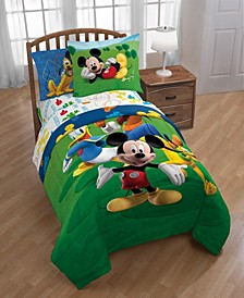 Mickey Mouse Reversible 2-Piece Twin Comforter Set