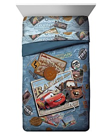 Cars Reversible Twin/Full Comforter