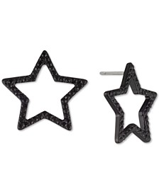 Crystal Star Stud Earrings, Created For Macy's