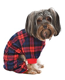Scottish Plaid Dog Pajama