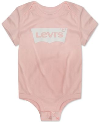 Baby Boys and Girls Logo-Print Cotton Bodysuit