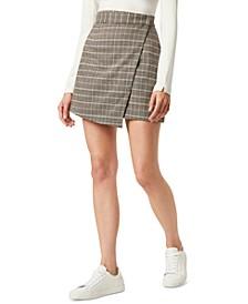 Amati Wrap Mini Skirt