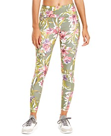 Floral-Print Leggings, Created for Macy's