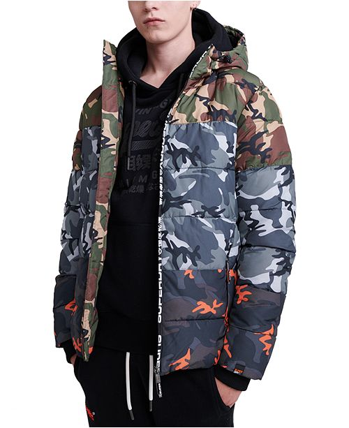 Superdry Coats and Jackets for Men for sale | eBay