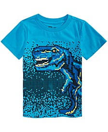 Toddler Boys Dinosaur-Print T-Shirt, Created For Macy's