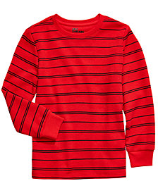Epic Threads Toddler Boys Striped Thermal T-Shirt, Created For Macy's