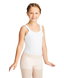 Capezio Little Girls Knit Boy short