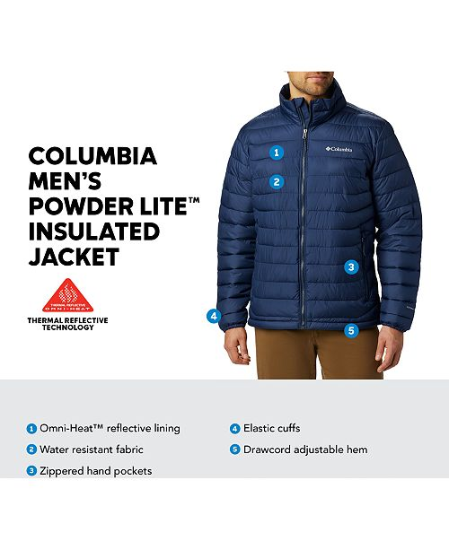 Men's Big & Tall Powder Lite™ Jacket