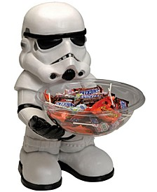 Star Wars Stormtrooper Candy Bowl and Holder