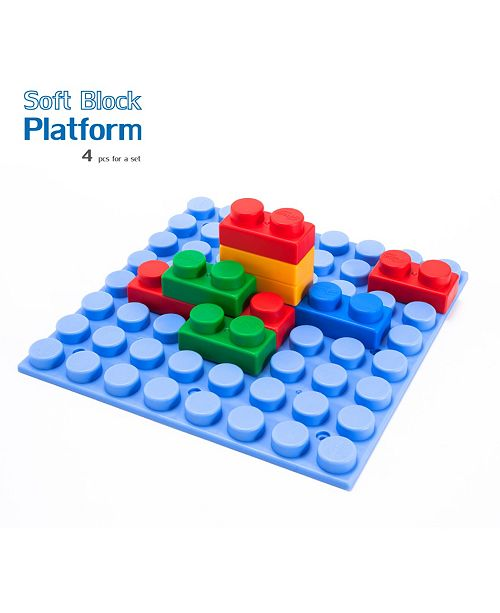 UNiPLAY Tensquare  Platform 4 Piece Set