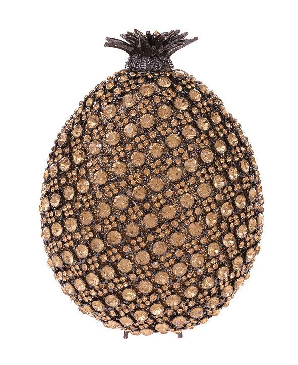 La Regale Fully Crystal Pineapple