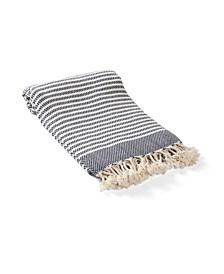 Zipper Turkish Hand/Kitchen Towel