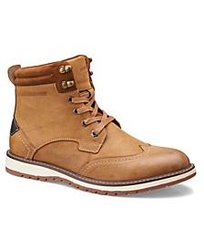 Men's Wingtip Fashion Boots