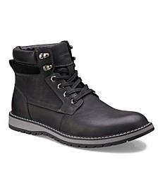 Men's Plain Toe Fashion Boots