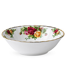 "Royal Albert ""Old Country Roses"" All-Purpose Bowl, 5 oz"