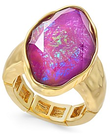 Stone Stretch Ring, Created For Macy's