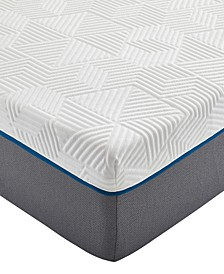 "Renue 12"" Copper & Gel Infused Memory Foam Mattress- King"