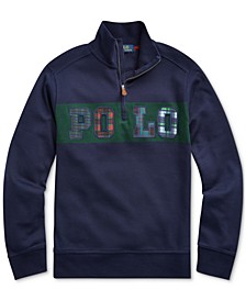 Big Boys Polo Cotton Interlock Pullover