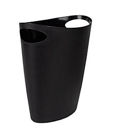 HDS Trading Open Top Slim and Stylish Waste Bin