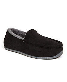 DEER STAGS Little and Big Boys Slipperooz Lil Spun Indoor Outdoor S.U.P.R.O. Sock Cozy Moccasin Slipper