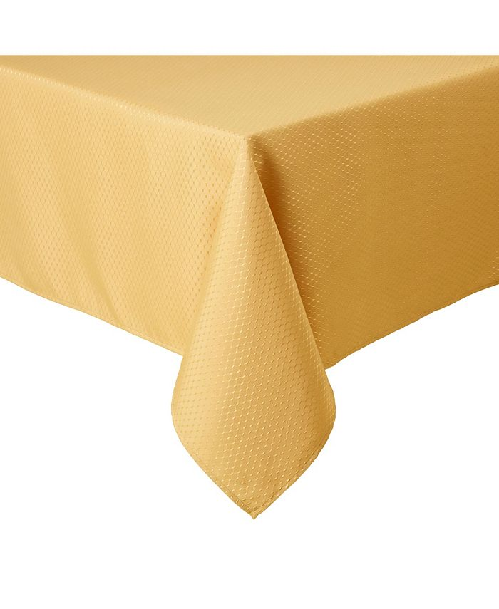 """Town & Country Living - McKenna Tablecloth, 60""""x144"""""""