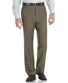 Modern-Fit Microfiber Dress Pants
