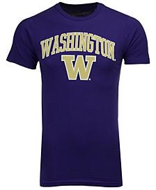 Men's Washington Huskies Midsize T-Shirt