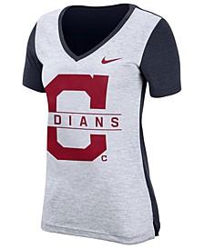 Women's Cleveland Indians Dri-FIT Touch T-Shirt