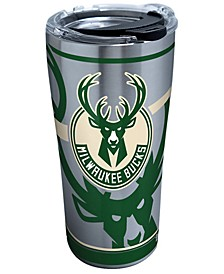 Milwaukee Bucks 20oz Paint Stainless Steel Tumbler
