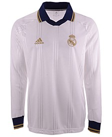 Men's Real Madrid Club Team Icon Long Sleeve T-Shirt