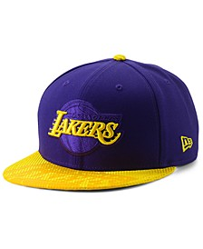Los Angeles Lakers Pop Viz 9FIFTY Snapback Cap