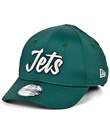 Boys' New York Jets On-Field Sideline Home 39THIRTY Cap