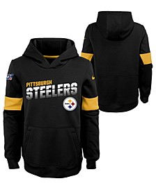 Big Boys Pittsburgh Steelers Therma Hoodie