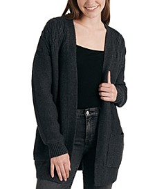 Venice Open-Front Cardigan Sweater