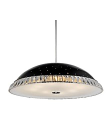 CLOSEOUT! Dome 6 Light Chandelier