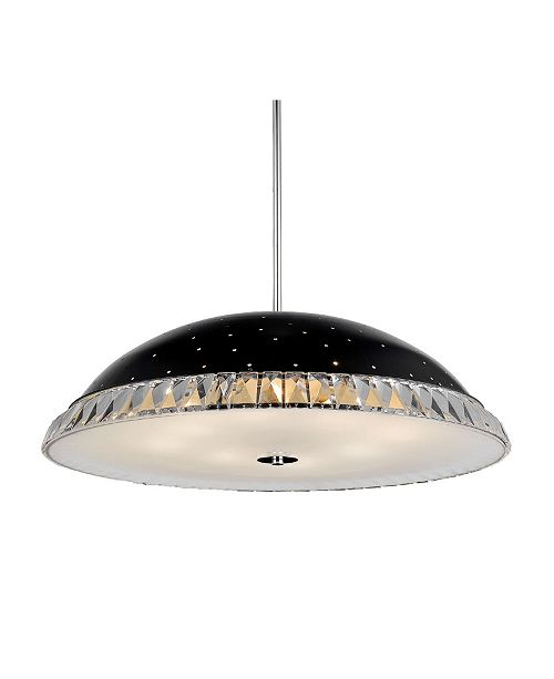CWI Lighting CLOSEOUT! Dome 6 Light Chandelier