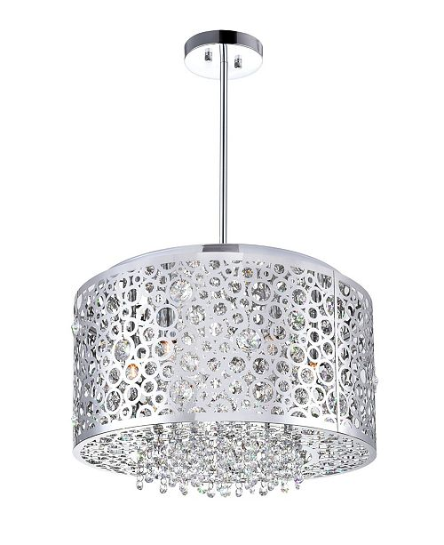 CWI Lighting Bubbles 6 Light Chandelier