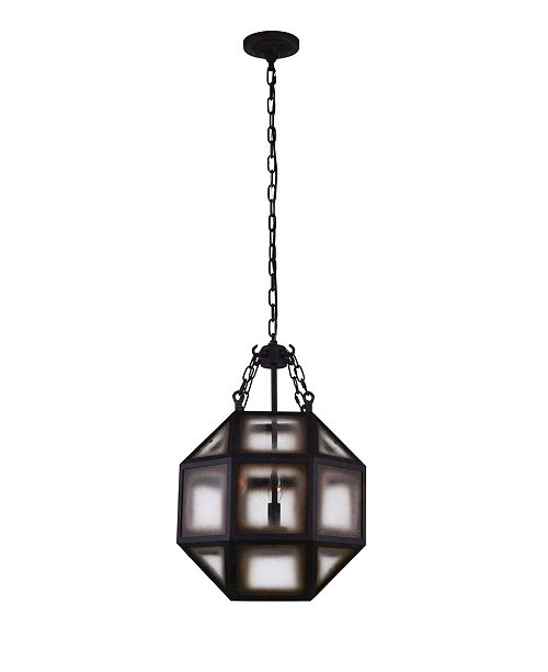 CWI Lighting CLOSEOUT! Dvina 3 Light Mini Pendant