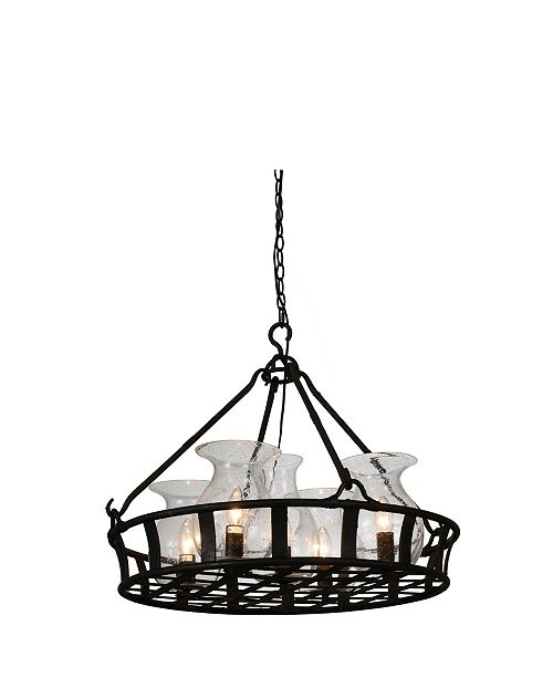 CWI Lighting CLOSEOUT! Imperial 5 Light Chandelier