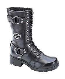 Harley-Davidson Women's Eda Lug Sole Boot