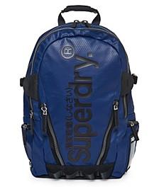 Silver Tarp Backpack