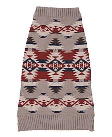 Mountain Majesty Dog Sweater, Medium