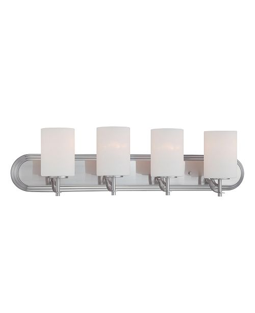 Designer's Fountain Designers Fountain Cassina 4 Light Bath Bar
