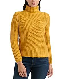 Traveling Rib Sweater
