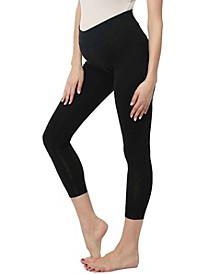 Nikki Belly Support Maternity Leggings