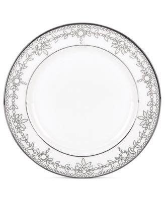 Empire Pearl Appetizer Plate