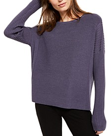 Wool Sweater, Regular & Petite- Created for Macy's