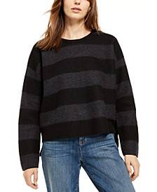 Striped Wool Sweater, Created for Macy's