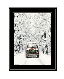 Trendy Decor 4U Antique Christmas by Lori Deiter, Ready to hang Framed Print Collection