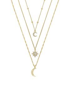 Night Sky Necklace Set